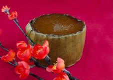 Torta del Año Nuevo de chino tradicional Imagenes de archivo