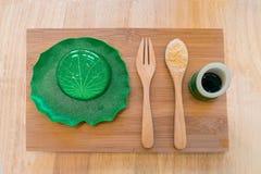 Torta del agua de Japón Imagen de archivo libre de regalías