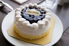 torta del arándano Fotografía de archivo libre de regalías