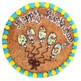 Torta del biscotto Fotografia Stock