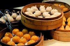 Torta del cinese Fotografie Stock