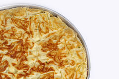 Torta del formaggio - Borek fotografia stock