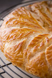 Torta del francés, torta del rey Fotografía de archivo