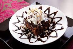Dolce del gelato Immagini Stock Libere da Diritti