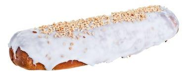 Torta del germen de amapola Imágenes de archivo libres de regalías