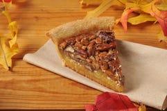 Torta del kumquat e del pecan Fotografie Stock