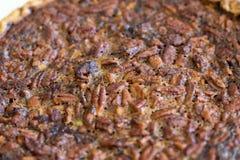 Torta del kumquat e del pecan Fotografia Stock
