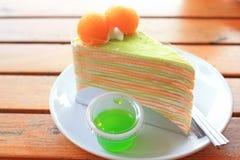 Torta del melón Imagen de archivo