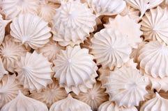 Torta del merengue Imagen de archivo libre de regalías