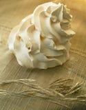 Torta del merengue Imagen de archivo