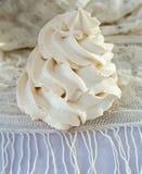 Torta del merengue Foto de archivo libre de regalías
