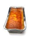 Torta del mollete Fotografía de archivo