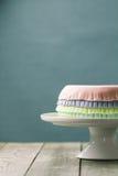 Torta del Pinata Imagen de archivo libre de regalías