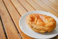 Torta del pollo Fotografie Stock