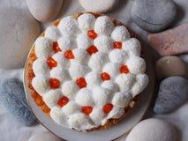 Torta deliciosa Fotografía de archivo