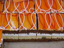 Torta deliciosa Fotografía de archivo libre de regalías