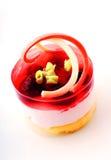 Torta della ciliegia Fotografia Stock Libera da Diritti