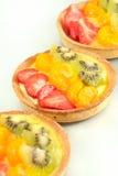 Torta della frutta Immagini Stock Libere da Diritti