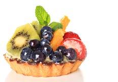 Torta della frutta Fotografie Stock