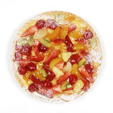 Torta della frutta Immagini Stock