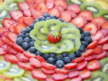 Torta della frutta Fotografia Stock Libera da Diritti