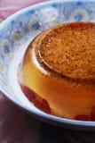 Torta della gelatina delle erbe Immagine Stock