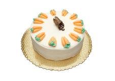 Torta di carota Immagine Stock Libera da Diritti