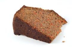 Torta di carota Fotografie Stock Libere da Diritti
