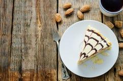 Torta di Esterhazy Fotografia Stock