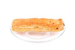 Torta di formaggio Fotografie Stock