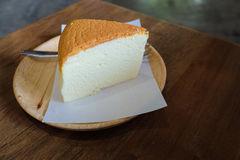 Torta di formaggio di Osaka Immagine Stock Libera da Diritti