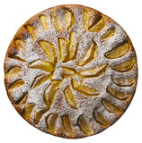 Torta di mele - gâteau aux pommes Photographie stock libre de droits