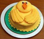 Torta di Pasqua Fotografia Stock