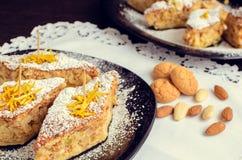 Torta Di riso Στοκ Εικόνα