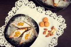 Torta Di riso Royalty-vrije Stock Foto