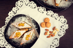 Torta di riso Foto de Stock Royalty Free