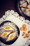 Torta di riso Imagens de Stock Royalty Free
