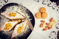 Torta Di riso Stock Afbeeldingen