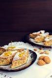 Torta Di riso Στοκ φωτογραφία με δικαίωμα ελεύθερης χρήσης