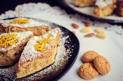 Torta Di riso Στοκ Εικόνες