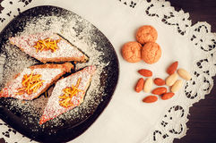 Torta Di riso Στοκ φωτογραφίες με δικαίωμα ελεύθερης χρήσης