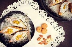Torta di riso Stock Image