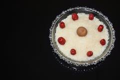 Torta di riso glutinosa Immagini Stock