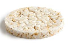 Torta di riso soffiata Fotografia Stock Libera da Diritti