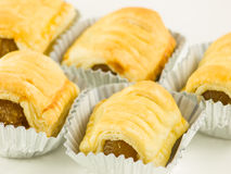 Torta do abacaxi Fotografia de Stock Royalty Free