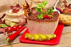 Torta do caçador polonês Imagem de Stock