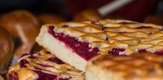 Torta do fruto fotos de stock