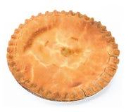 Torta do pêssego Imagem de Stock