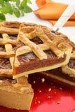 Torta do Quince Imagens de Stock Royalty Free