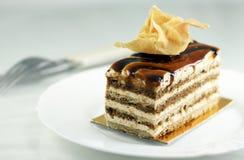 Torta dulce Fotos de archivo libres de regalías